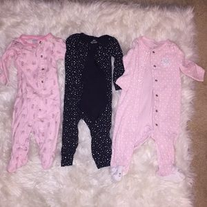 Other - Set of 3 12M pajamas